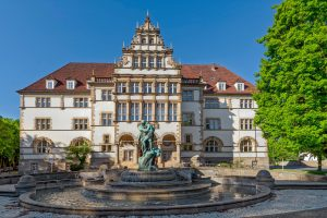 Old Government, Minden, Germany. Image shot 2019. Exact date unknown.